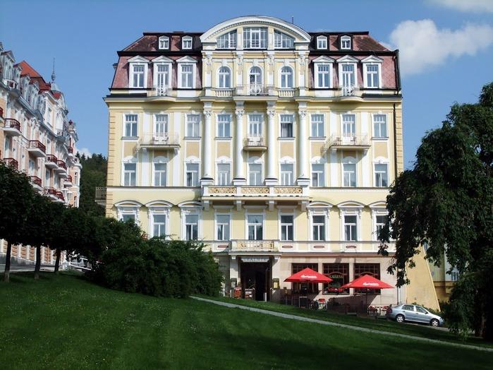 Курорт Марианске Лазне - зелёная жемчужина Чехии. 44449