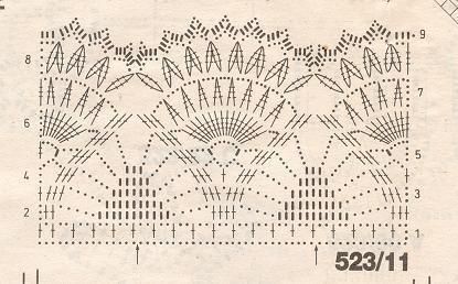 узор на кайма широкую крючок (415x258, 37Kb)