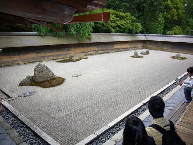 Японские сады и их философия