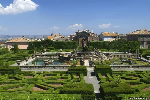 Сад Джусти - достопримечательности Италии 6 (640x426, 93Kb)