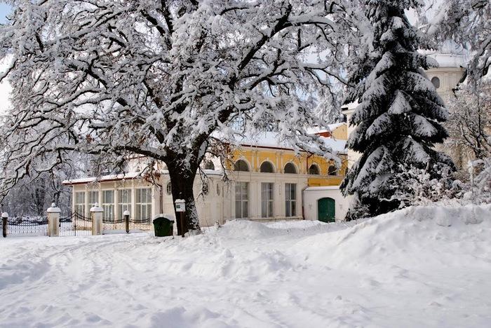 Курорт Марианске Лазне - зелёная жемчужина Чехии. 33862
