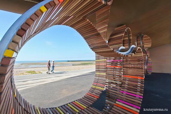 креативный дизайн городской скамейки 1 (570x380, 176Kb)