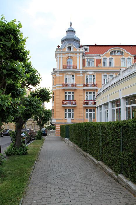 Курорт Марианске Лазне - зелёная жемчужина Чехии. 73993