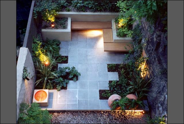 Идеи для сада на террасе от дизайнера Амира Шлезингера 2 (640x431, 79Kb)