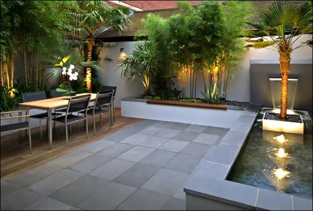Идеи для сада на террасе от дизайнера Амира Шлезингера 6 (640x431, 76Kb)