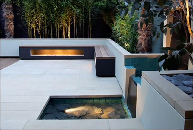 Идеи для сада на террасе от дизайнера Амира Шлезингера 10 (640x431, 65Kb)