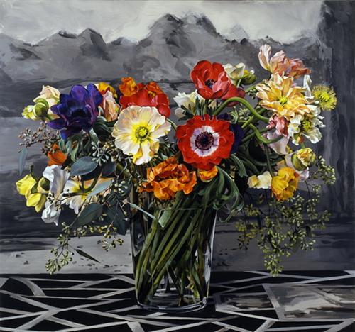 гиперреалистичные картины бен Шонзейт 11 (500x468, 284Kb)
