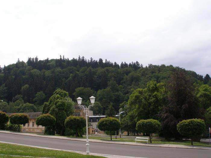 Курорт Марианске Лазне - зелёная жемчужина Чехии. 11181