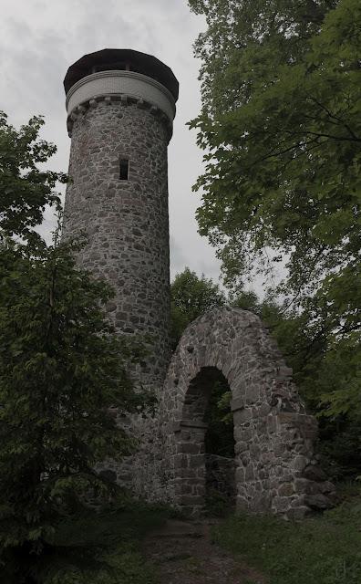 Курорт Марианске Лазне - зелёная жемчужина Чехии. 63756