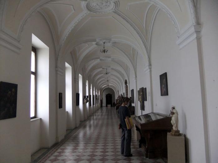 Монастырь Тепла. 98854