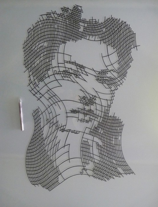 Картины из бумаги вырезанные Крисом Трапеньером 10 (535x700, 94Kb)