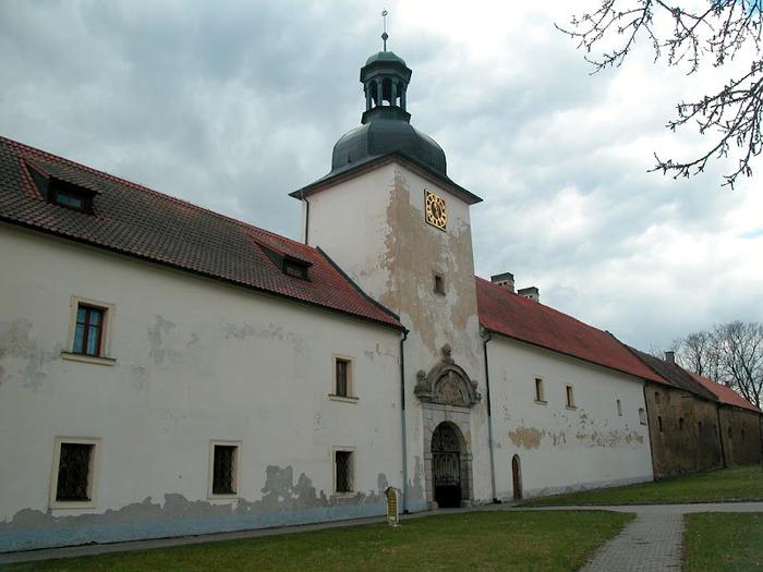 Монастырь Тепла. 12152