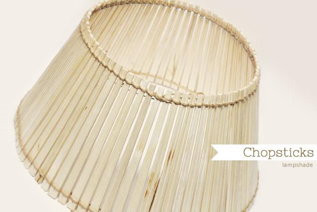 用一次性筷子做灯罩  (大师班) - maomao - 我随心动