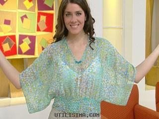 Фото о моде: Сшить блузку быстро на осень