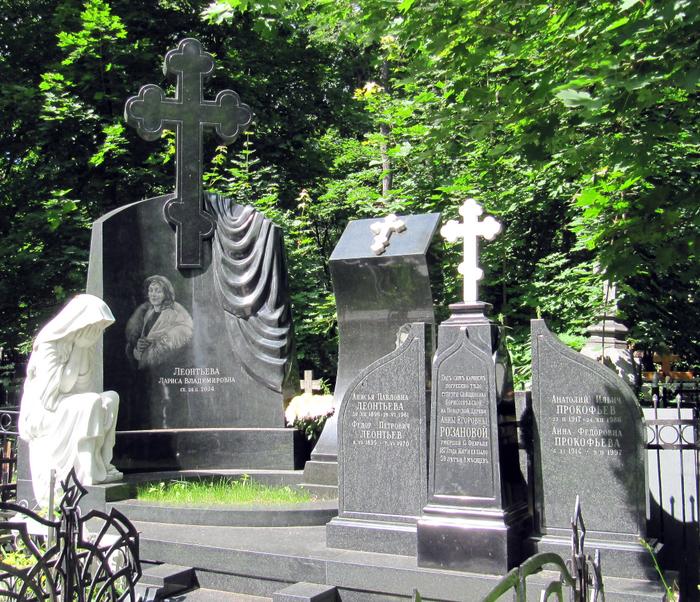 Семейные захоронения (700x602, 681Kb)