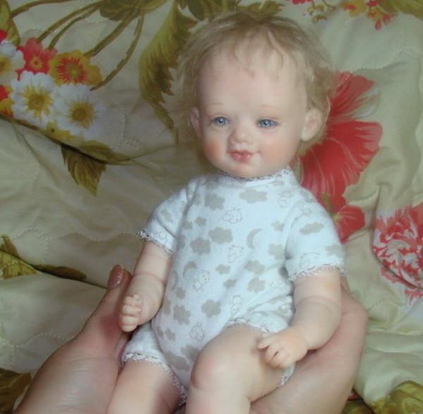 Куклы-малютки Галины Маковской (5) (600x586, 70Kb)