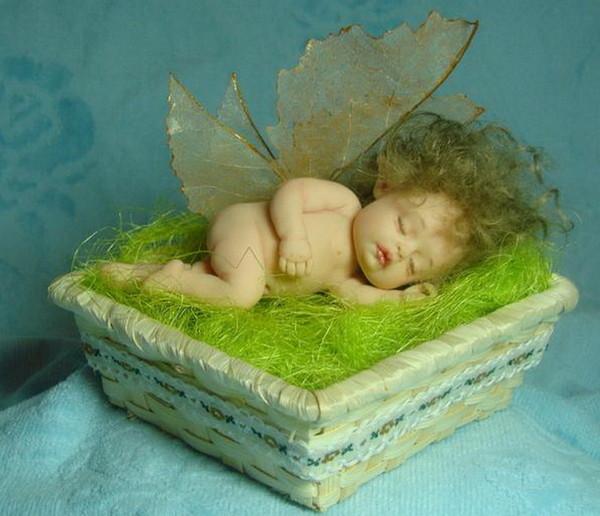 Куклы-малютки Галины Маковской (14) (600x516, 76Kb)