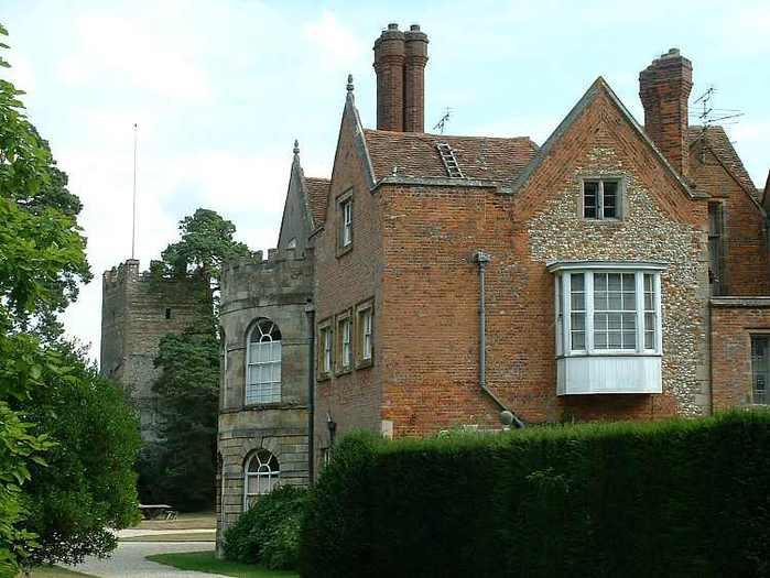 Поместье Greys Court , Оксфордшир 77633