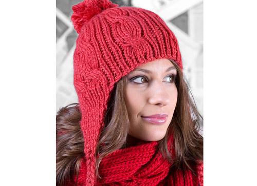 женских шапок с ушками или