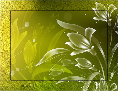абстрактная-зеленая (450x346, 256Kb)