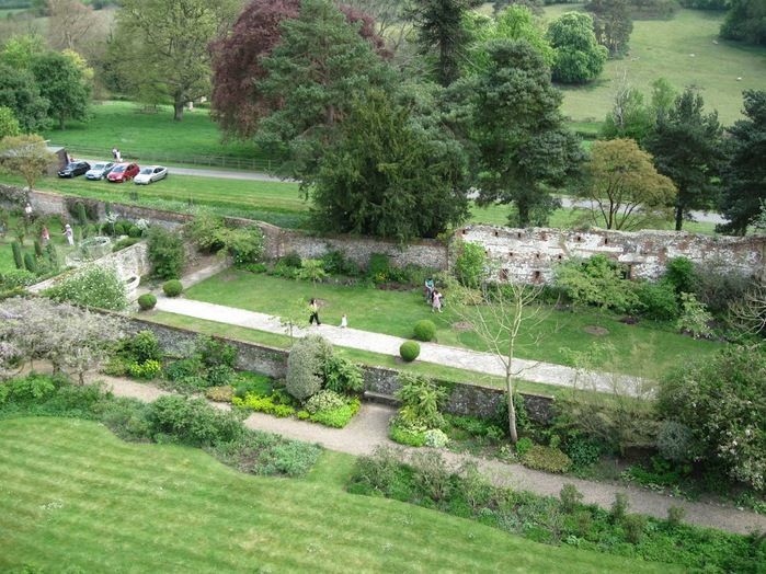 Поместье Greys Court , Оксфордшир 76429