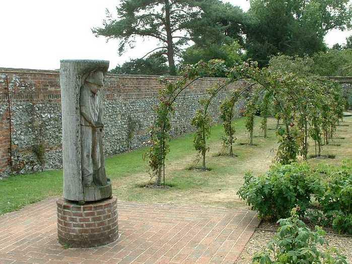 Поместье Greys Court , Оксфордшир 18280