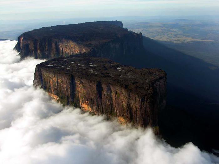 гора рорайма венесуэла 2 (700x525, 70Kb)