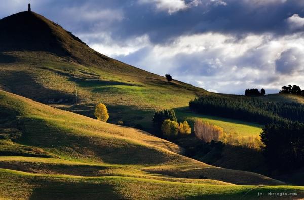 Новая Зеландия - завораживающие пейзажи14 (600x396, 208Kb)
