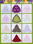 Коллекция треугольных мотивов