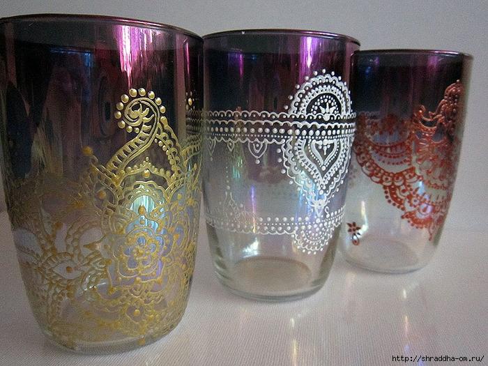 восточные стаканы, автор Shraddha, 1 (700x525, 322Kb)
