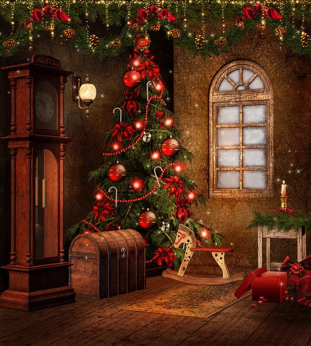 новогодние фото красивые