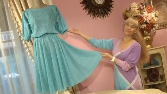 Никишичева платье своими руками быстро