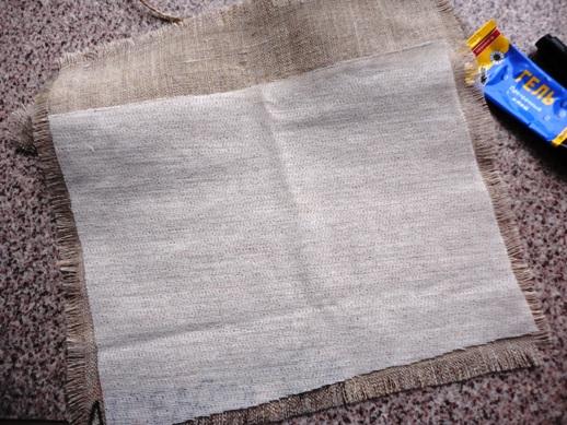 Вязание из шпагата мочалок