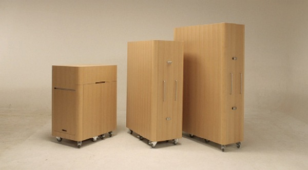 мебель трансформер для маленькой квартиры (600x332, 30Kb)
