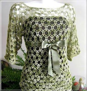 ажурная блуза (308x320, 64Kb)