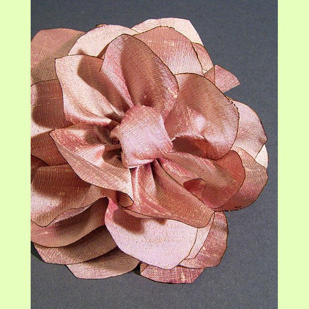 Как сделать цветы из ткани своими руками ромашки