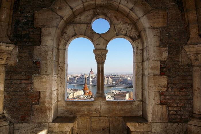 Красивый вид из окна - подборка фотографий разных авторов 4 (700x466, 95Kb)