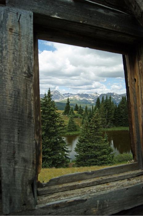 Красивый вид из окна - подборка фотографий разных авторов 18 (464x700, 313Kb)
