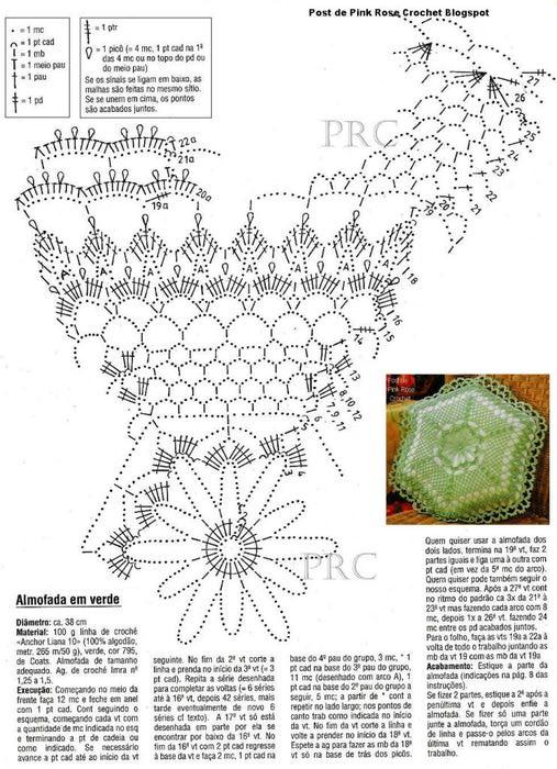 Almofada Verde Crochet Hex. Gr (507x700, 91Kb)