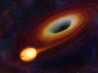 10 удивительных фактов о чёрных дырах (400x297, 37Kb)