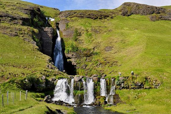 Фотографии Топ 10 водопадов Исландии