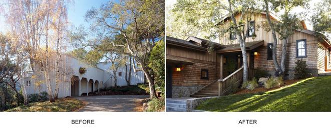 Отреставрированный дом оценили в 4,8 млн долларов