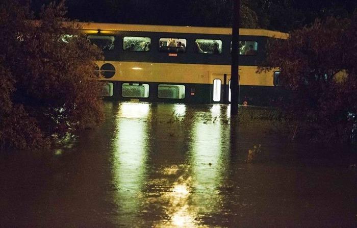 Наводнение в Торонто