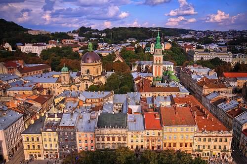 Львов. Украина (500x333, 249Kb)