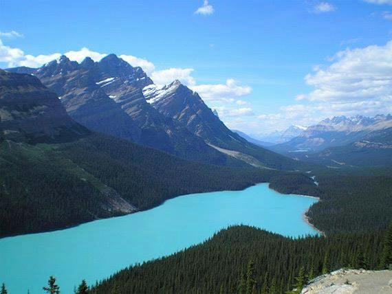 Озеро Пейто, Канада (570x428, 197Kb)