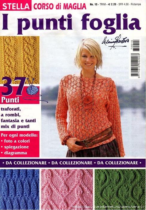 Stella 2007-15 Corso di maglia speciale_1 (488x700, 384Kb)