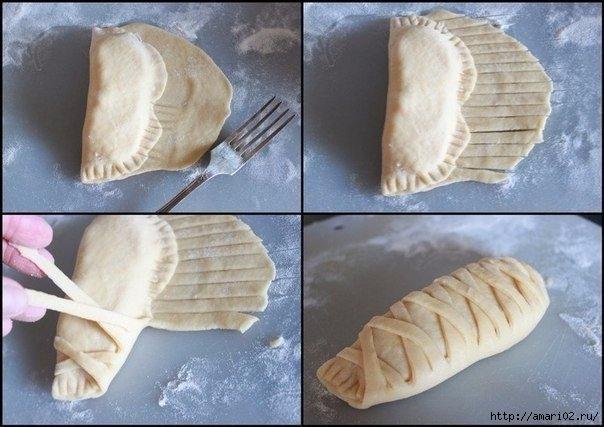 тесто булочки пошаговый рецепт фото