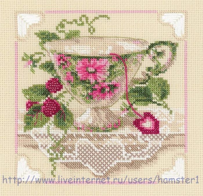 1476 малиновый чай. Anchor
