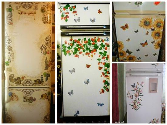 Реставрация холодильников своими руками 718