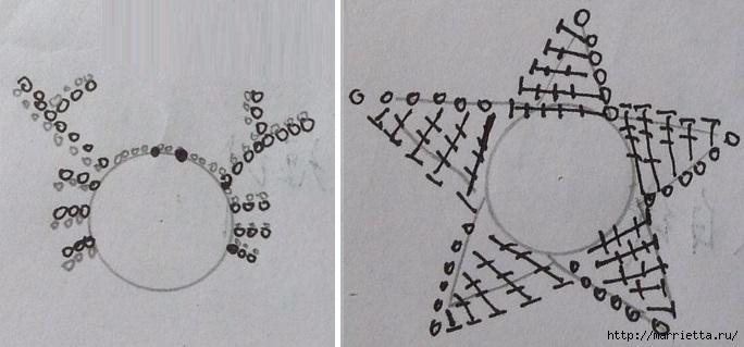servilletas de punto sobre el tema del mar (4) (684x319, 125Kb)